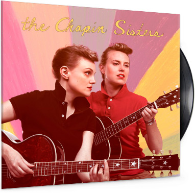 The Chapin Sisters album - A Date With the Everly Brothers